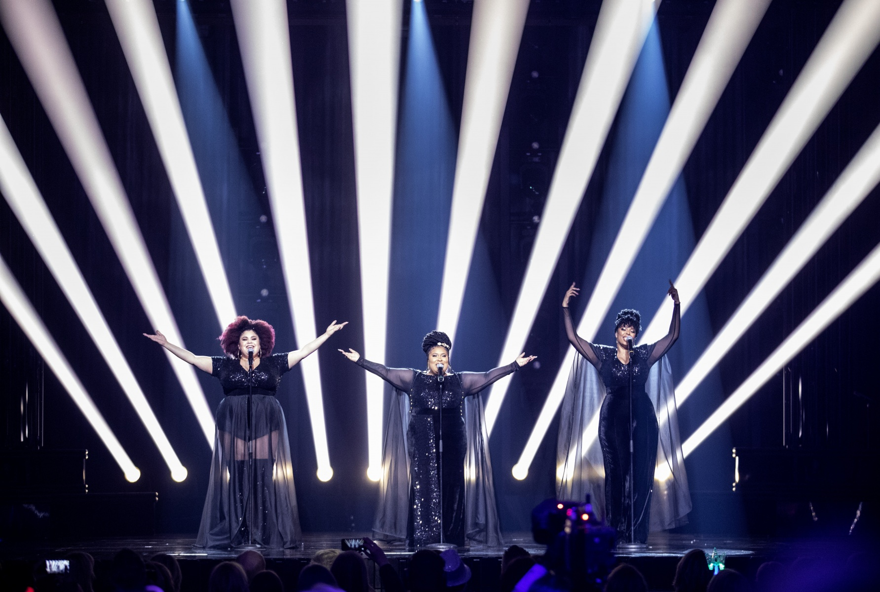 The Mamas in Melodifestivalen 2020