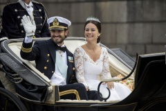 Prins Carl Philip is marrying  Sofia Hellqvist