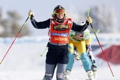 WORLD CUP SKICROSS IDRE SWEDEN