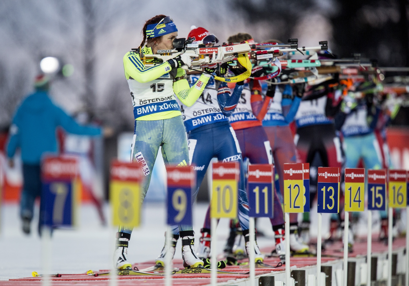 World Cup Biathlon Östersund 2015
