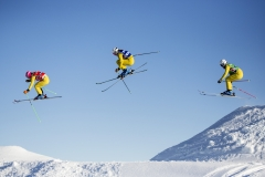 World Cup Ski Cross Idre