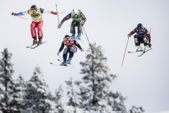 World Cup Ski Cross Idre 2017