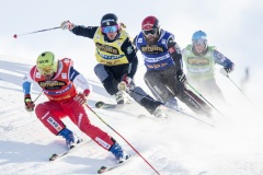 World Cup in Skicross in Idre 2016